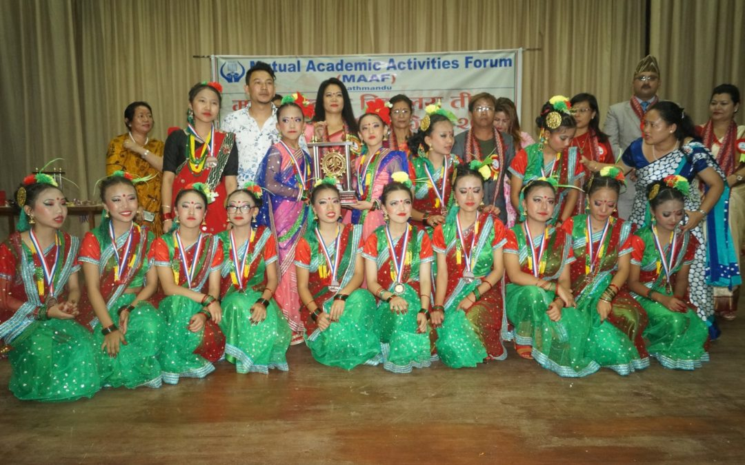 AWARDED THIRD PLACE || TEEJ DANCE ||