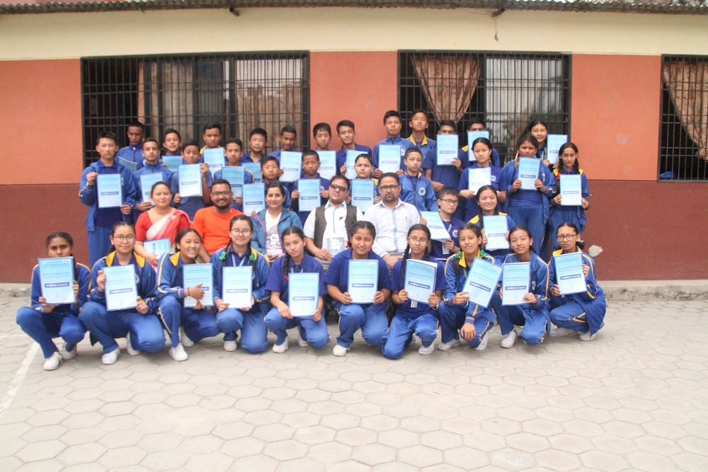 Career Guidance Program in School