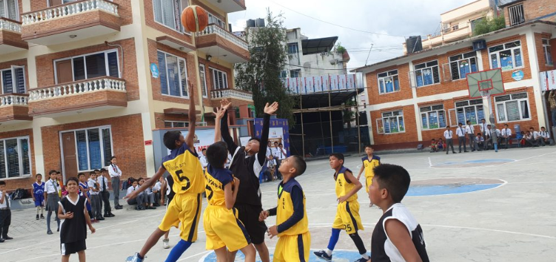8th Inter-School Basketball News