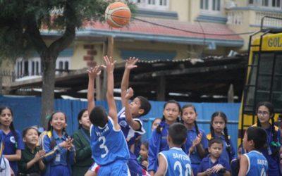 8th Inter-School Basketball Tournament
