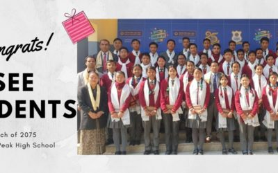 Congratulations SEE Students Batch 2075