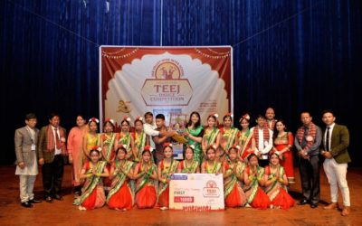 Second Valley-Wide Golden Peak Teej Dance Competition-2076