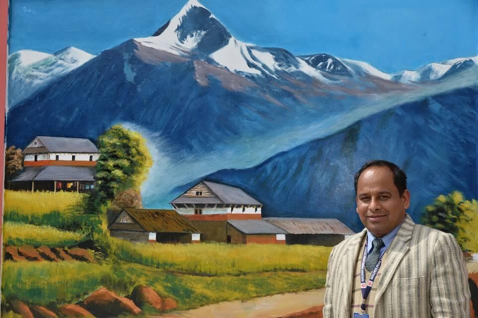 Bhan Dev Kapadi (Deputy Principal/ISA Coordinator)