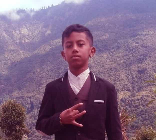 Pranish Ghatani of GPHS