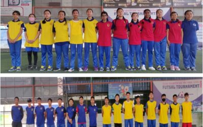 Inter-House Boys and Girls Futsal Tournament-2021