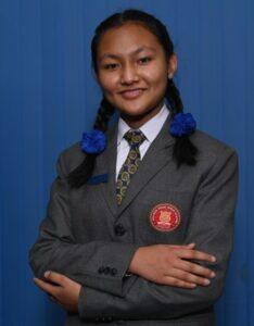 Miss Bibika Shrestha